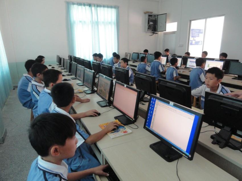临潭县教育局所属学校机房建设工程