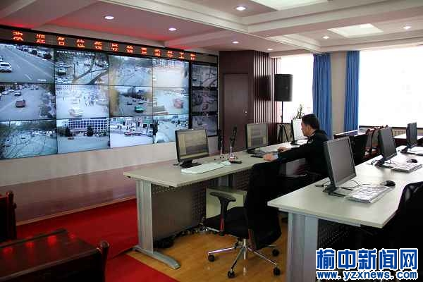 榆中县乡镇治安视频监控系统项目