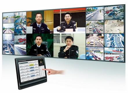 甘肃省公安厅监控项目