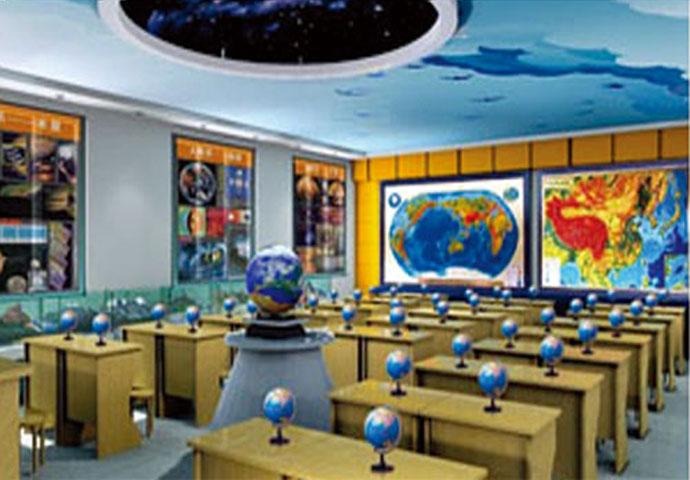 数字化地理专用教室